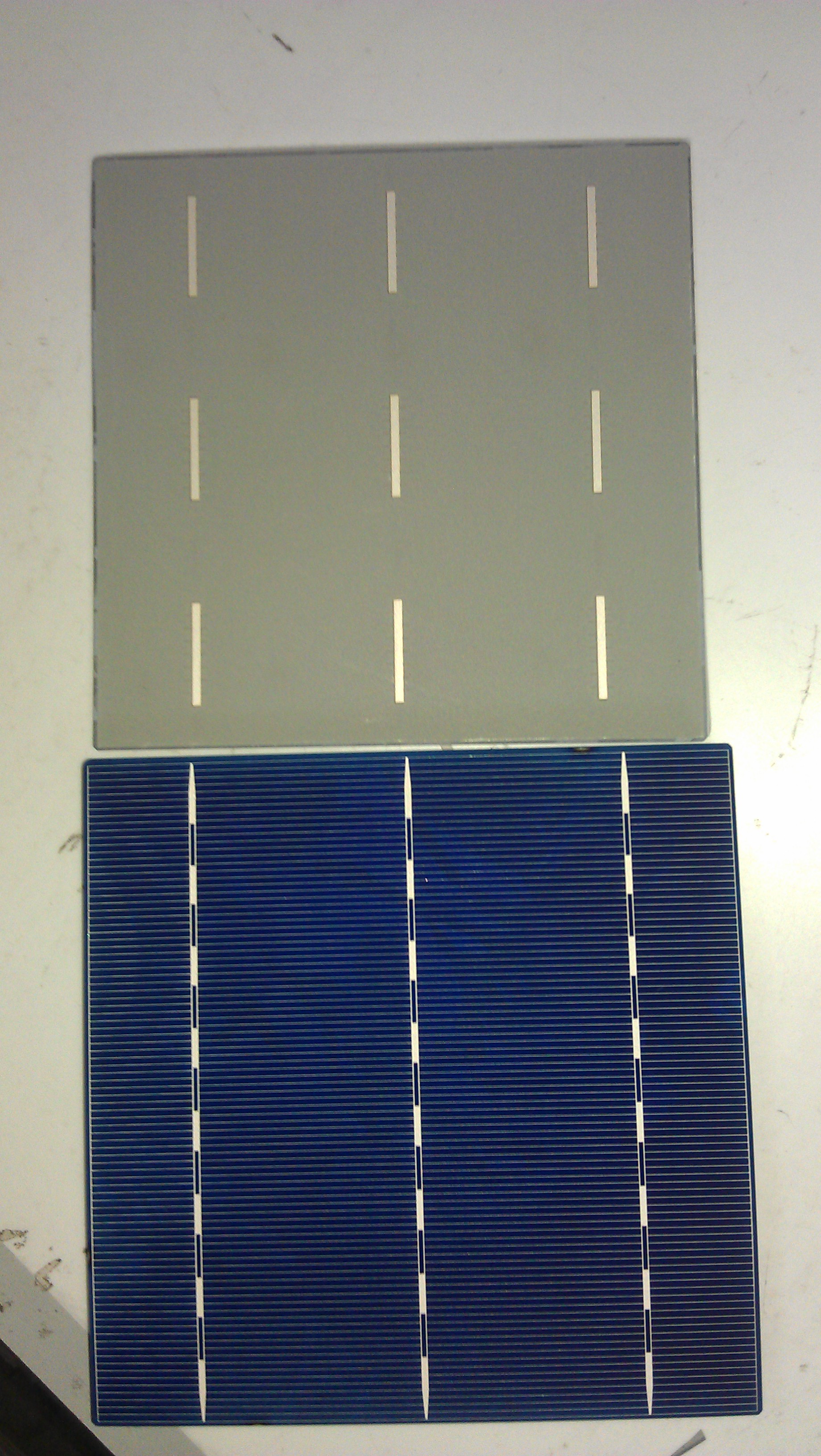 Poly Solar Cell 156mm Made in Taiwan/Germany