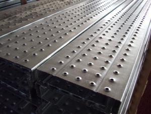 Scaffolding Formwork steel plank