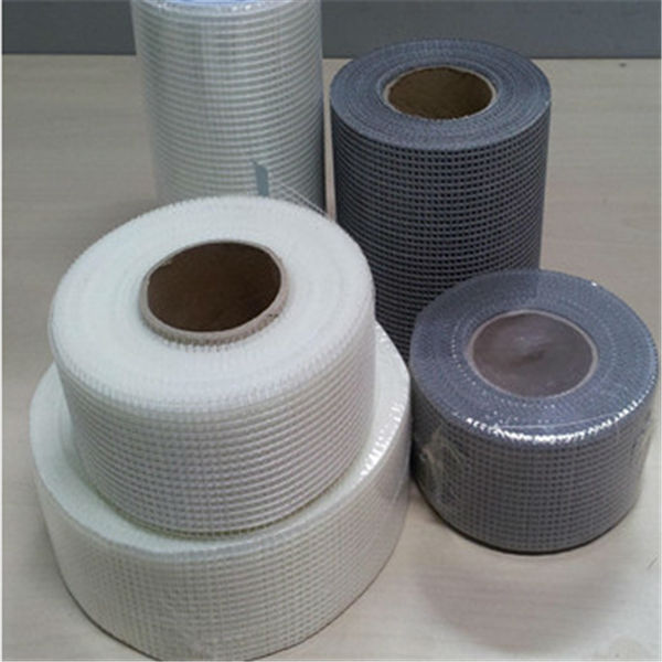 Fiberglass self-adhesive mesh tape50g  2.5*2.5mm