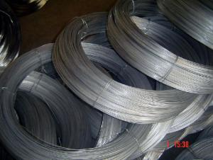 High Tension Hot Dipped Galvanized Steel Wire Strand Guy Wire Earth Wire