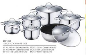 304 201 stainless steel cookware6
