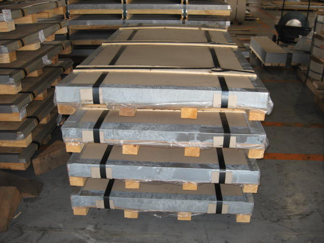 Stainless Steel Sheet 8K Surface Treatment 0.8mmx1220mmx2440mm