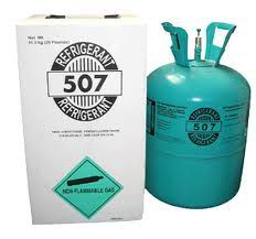 Mixed Refrigerant R507 Gas