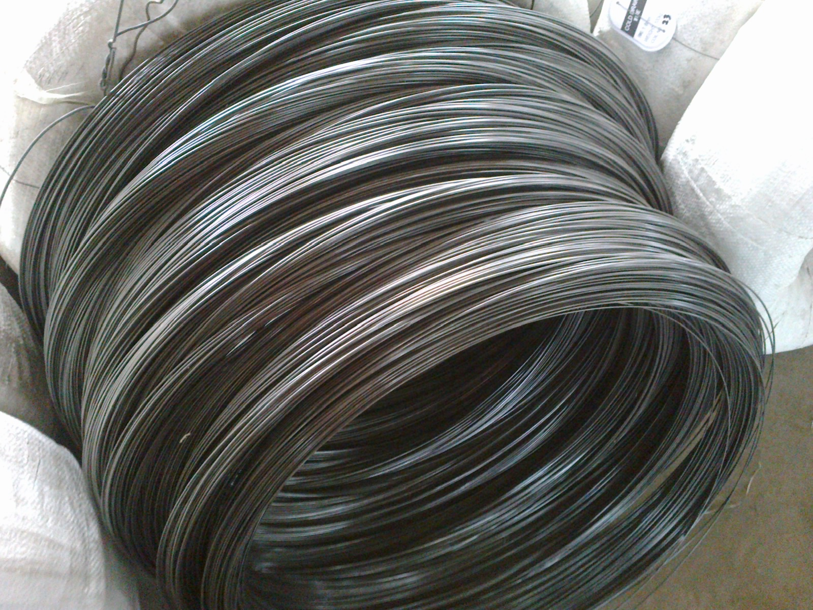 GOOD QUALITY BLACK ANNEALED WIRE FOR CONSTRCTION