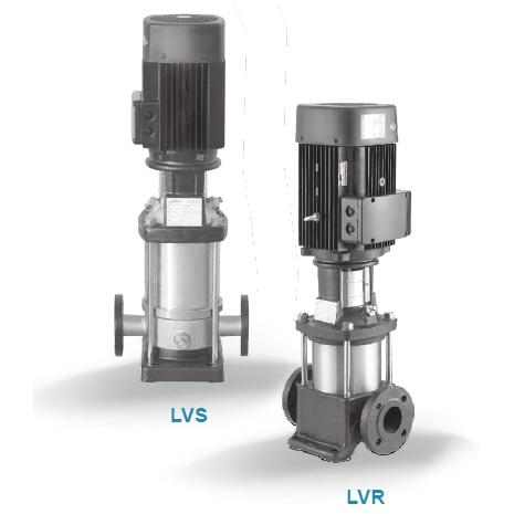 LVS Series Stainless Steel Vertical Multistage Pump