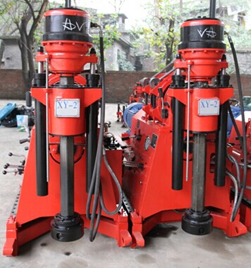 XY-2 DRILLING MACHINE