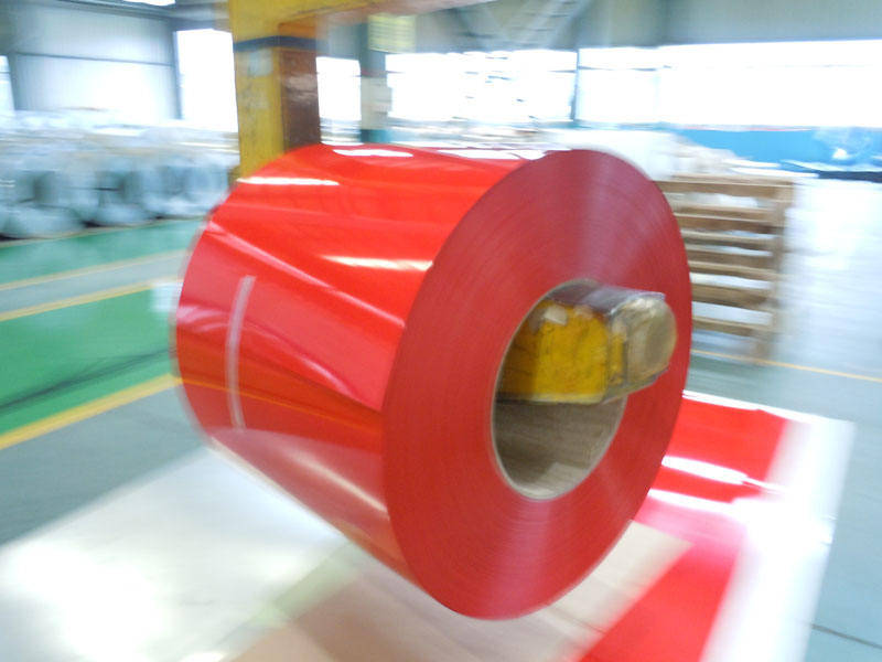 Pre-painted Galvanized Steel Coil for Galzed Roof