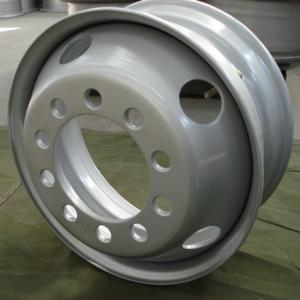 Tubeless Truck Steel Wheel Rim 17.5x6.75