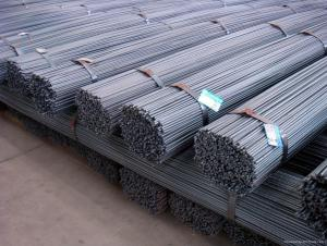 Deformed bars Hot Rolled with Material GB HRB400