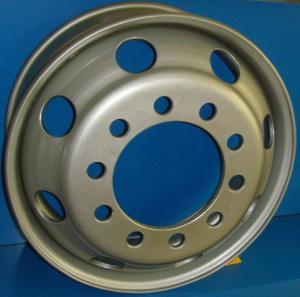 Truck Wheel Tubeless Steel Wheel Rim 8.25x22.5