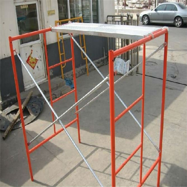 H Type Scaffolding Frame