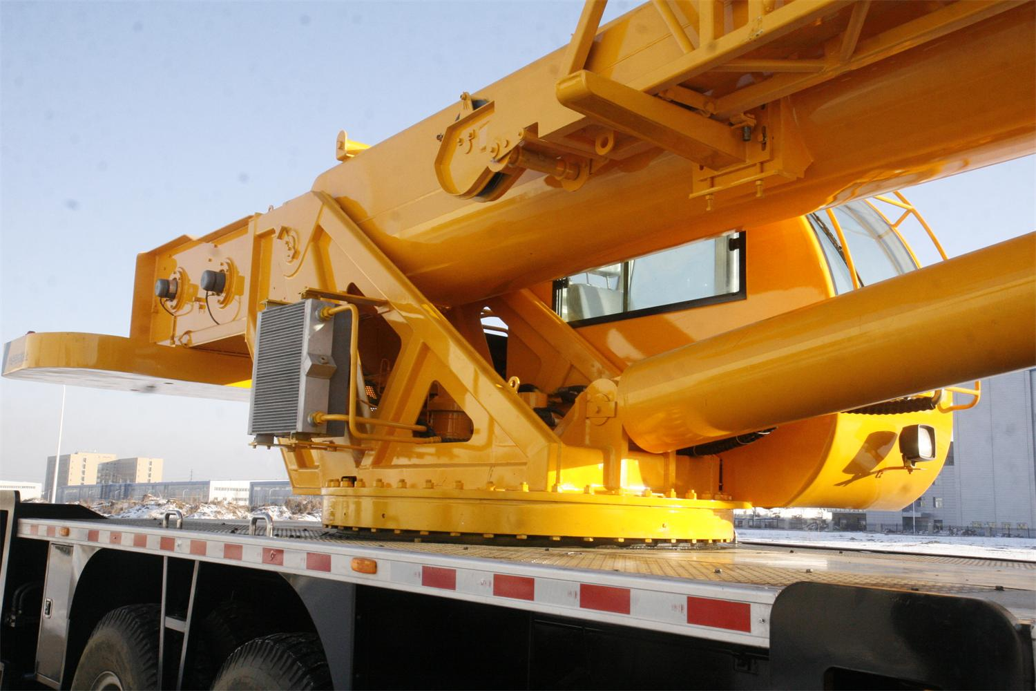 Truck Crane for Construction-50ton