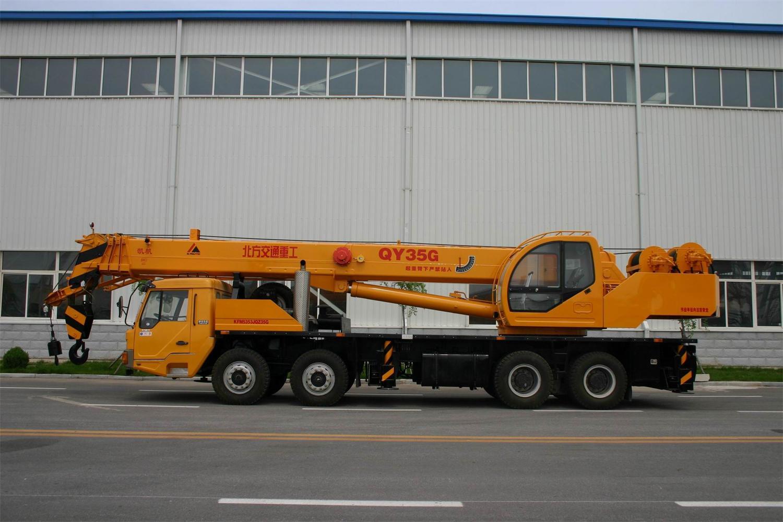 Truck Crane for Construction-35ton