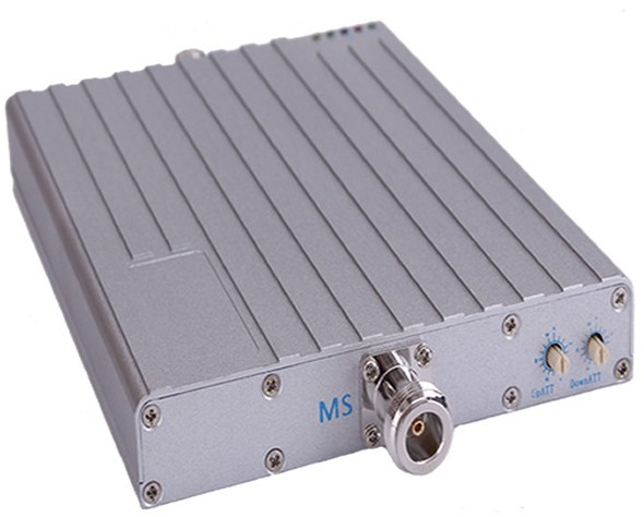 GSM900 High Gain 85dB 30dBm Single Band Mobile Signal Booster Amplifier Repeater