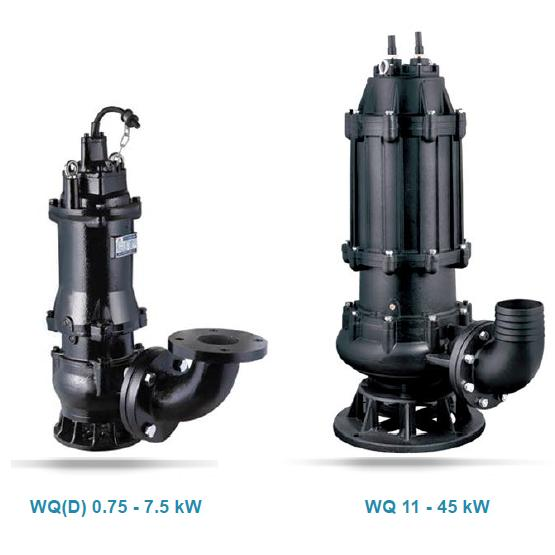 WQ Series Sewage Pump