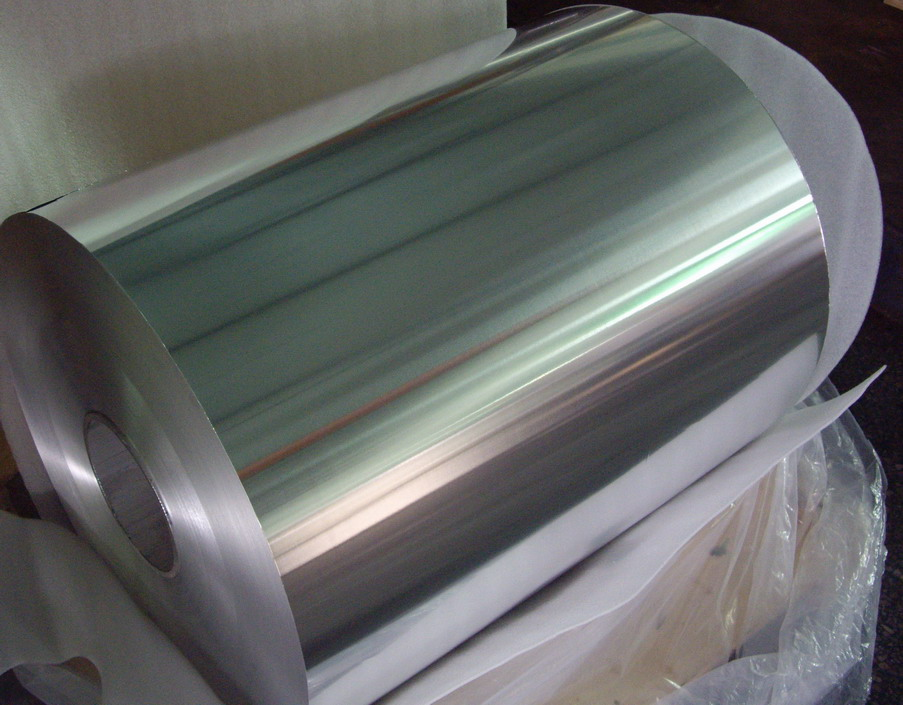 Electronic Aluminum Foil Used for Cable and Electronic Capacitor
