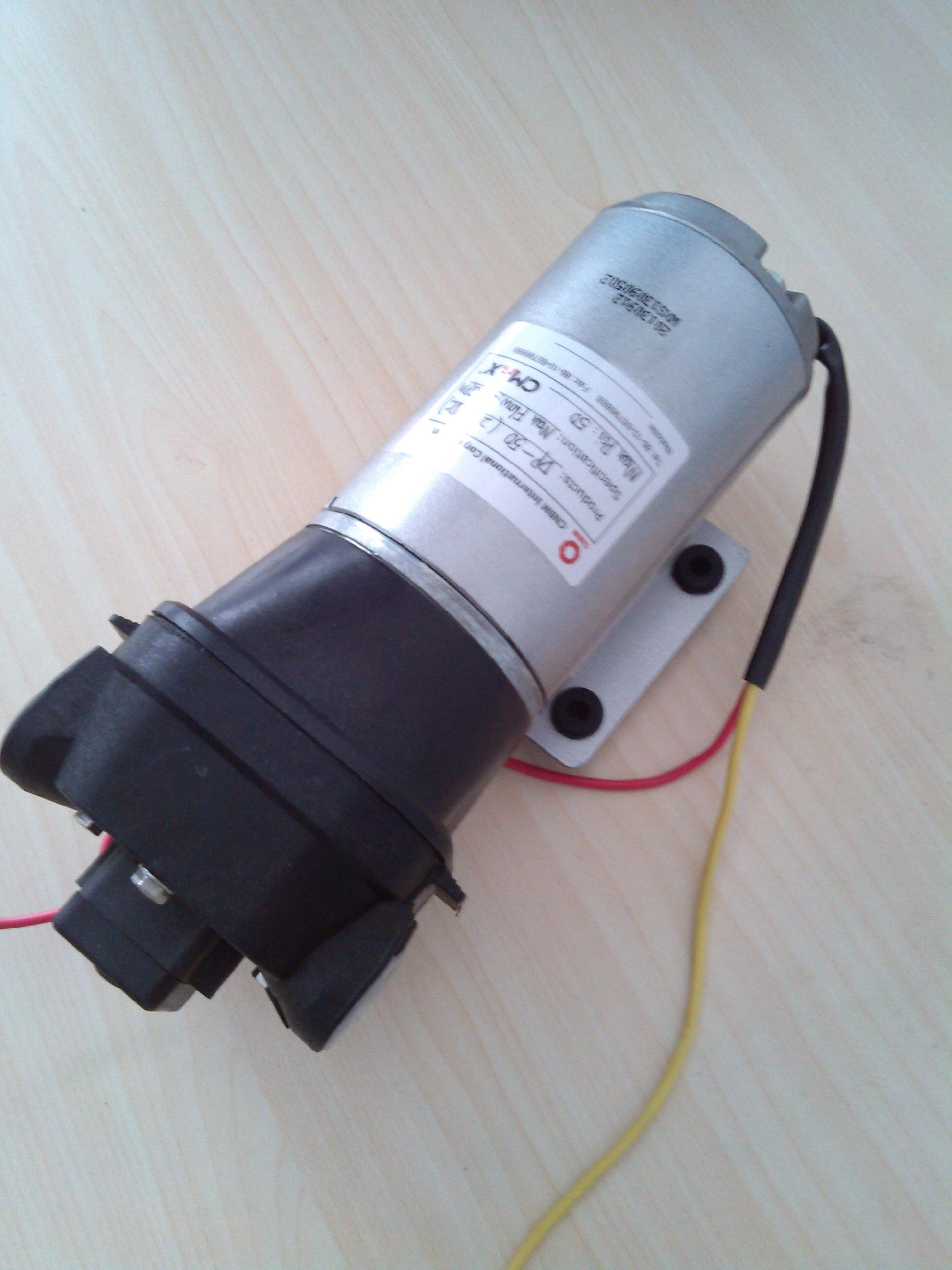 Diaphram Pump