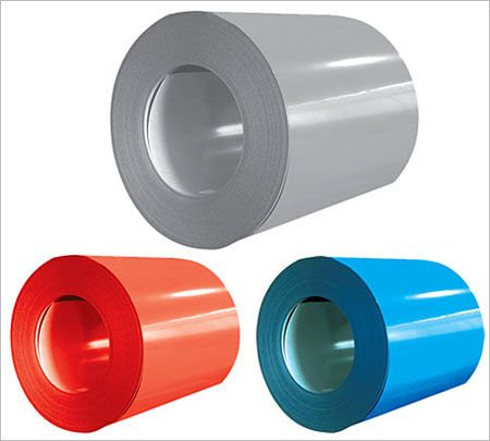 Prepainted Hot-Dip Galvanized Steel Coil