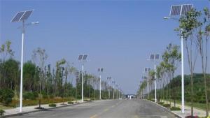 Solar Street Light  30w