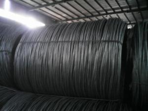 Steel Wire Rod with High Quality for Construction