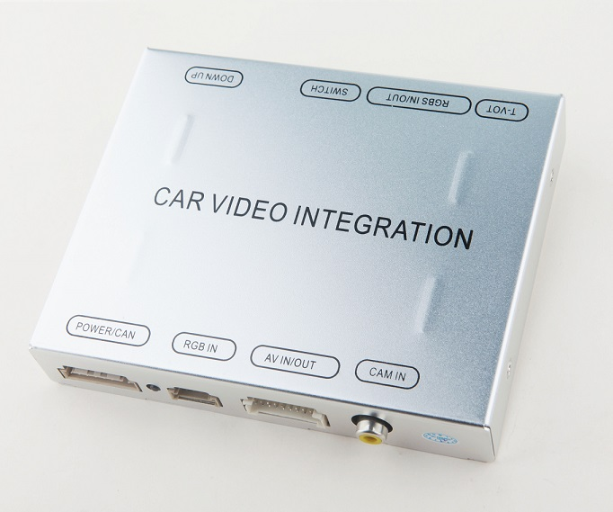 BMW F20  Video Interface