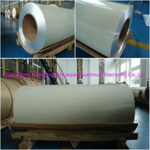 PE prepainted aluminum coil sheet