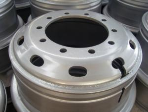 truck steel wheel rims 17.5x6.75 with good quality