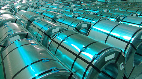 Hot Rolled Based Galvanized Steel Coil