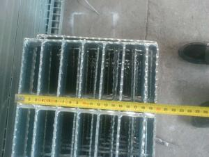 Serrated Stair Treads