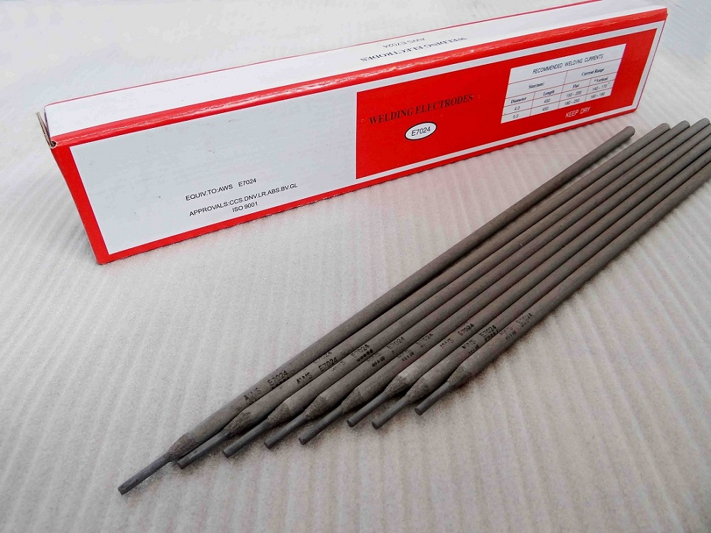 Low Carbon Mild Steel Welding Electrode High Quality and Low Price