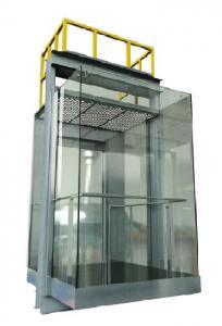 Panorama elevator