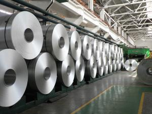 Continuous Casting Aluminium Coils for  Prepainted Wall Curtain