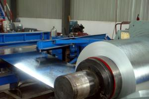 High coating Galvalume Steel Coil