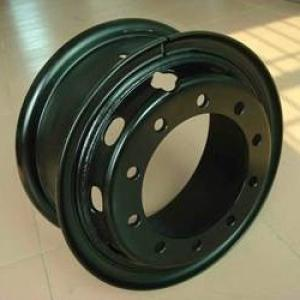 High Quality7.50V-20  heavy duty truck steel wheel rim