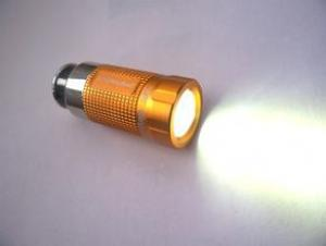 Steel Flashlight