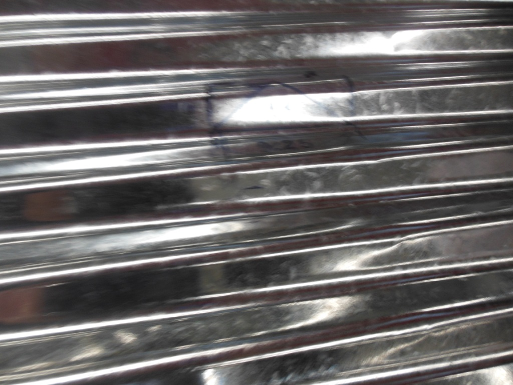 Galvanized Corrugated Sheet