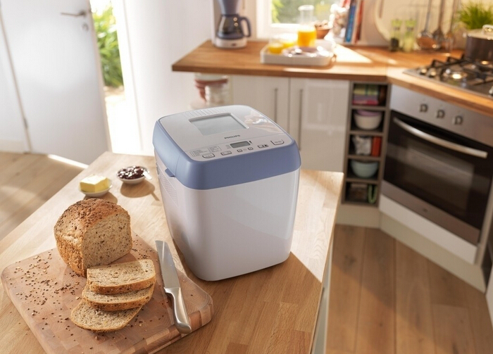Electric Mini Bread Maker