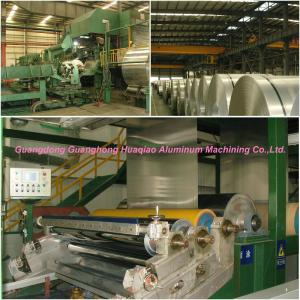 cold casting aluminum mill finish rolls