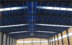 FRP Transparent Corrugated Sheets