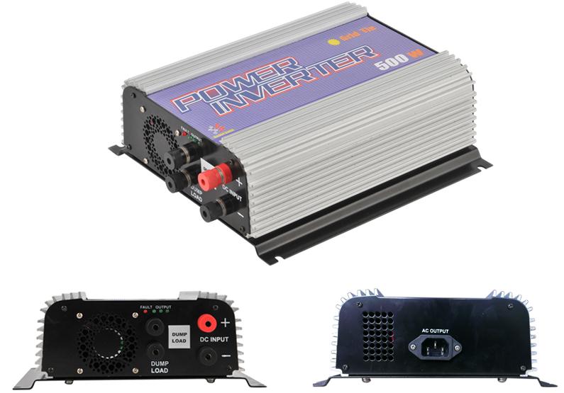 SUN-500G-WDL Wind power grid tie inverter/power inverter 500w