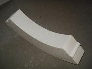 Bottom Bricks for JFE Chinba Furnace