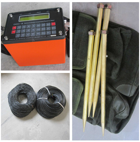 500m Geophysical Resistivity Meter Water Finder