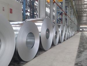 Structual Quality Hot Dipped Galvanized Steel Coil