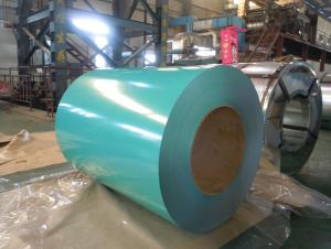 Pre-painted Galvanized Steel in Light Blue