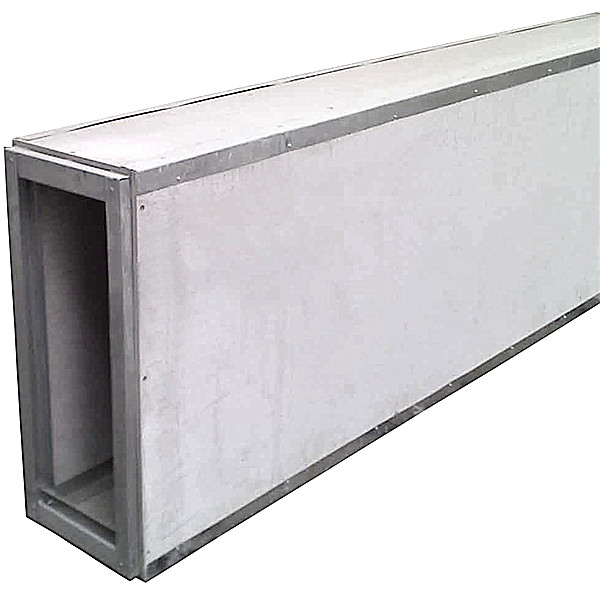 Calcium silicate board ducting fireproof material 0.95 low density BS476-4cetfication