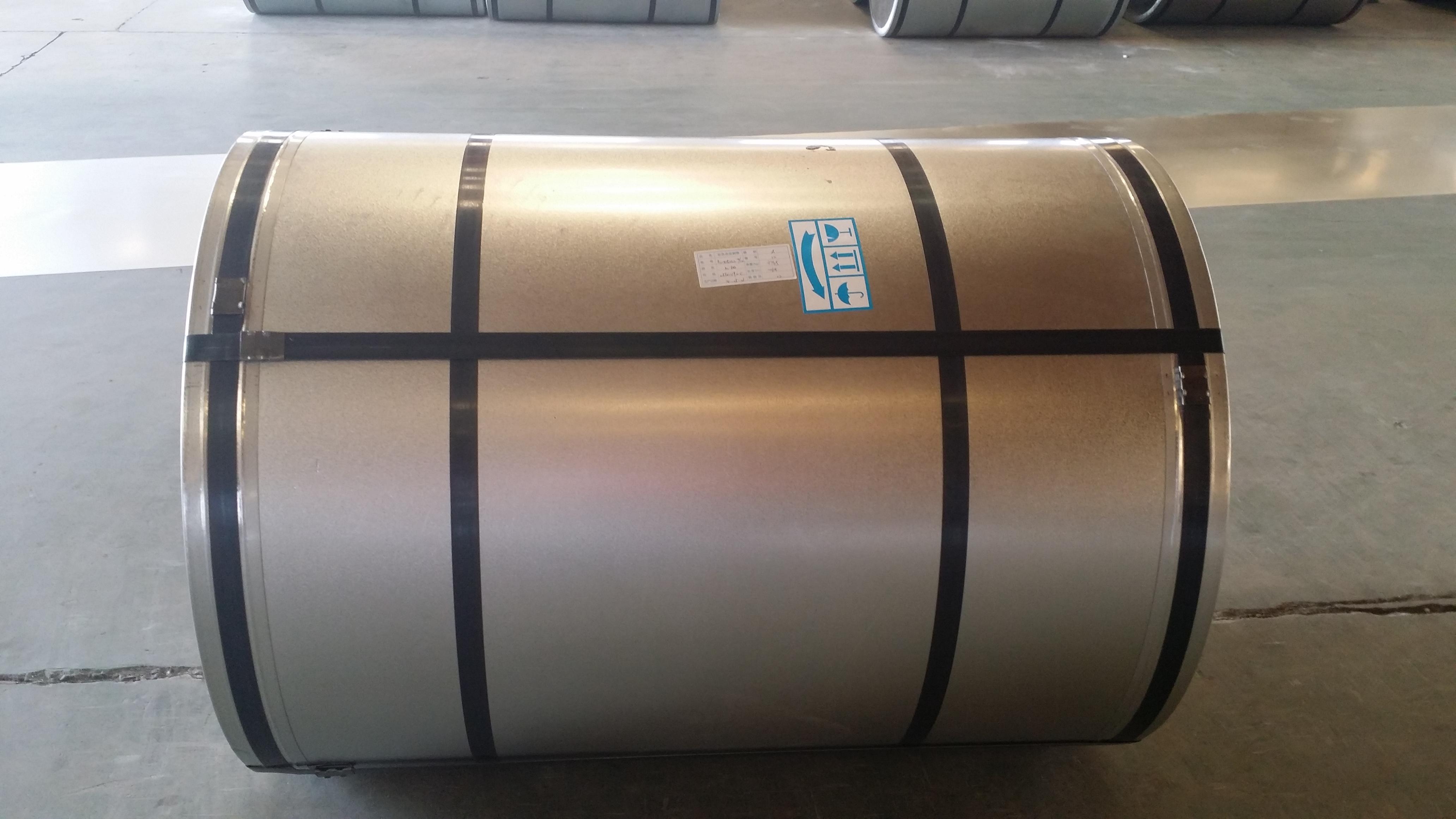 Hot-dip Galvanized Steel Coil in Z275 Coating