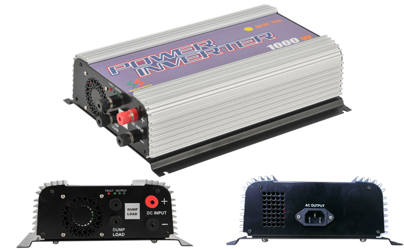 SUN-1000G-WDL Wind power grid tie inverter/ power inverter1000w