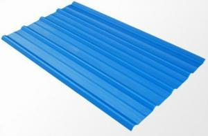 Prepainted Galvanised Corrugated Sheet