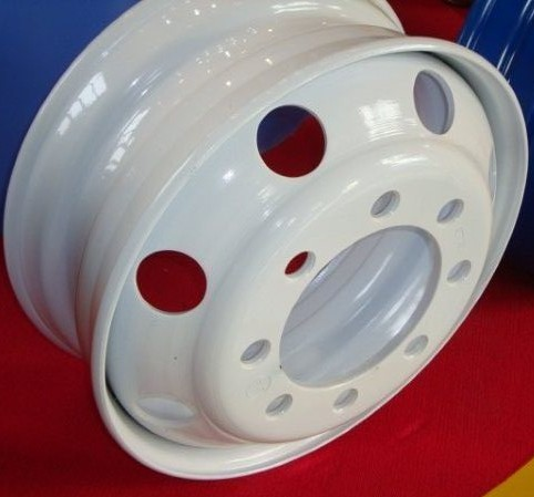 Steel Trailer Wheel Rim For Semi Trailer 8.00x22.5