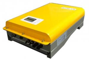 Single Phase PV Grid-Tied Inverter for Solar System